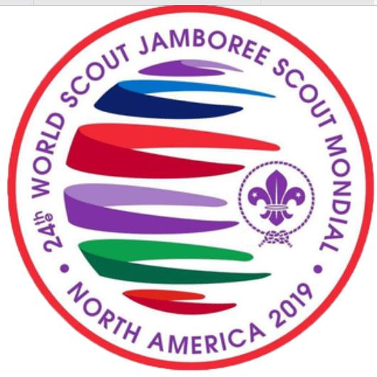 World Scout Jamboree USA 2019 - 3rd Ben Rhydding Jamboree