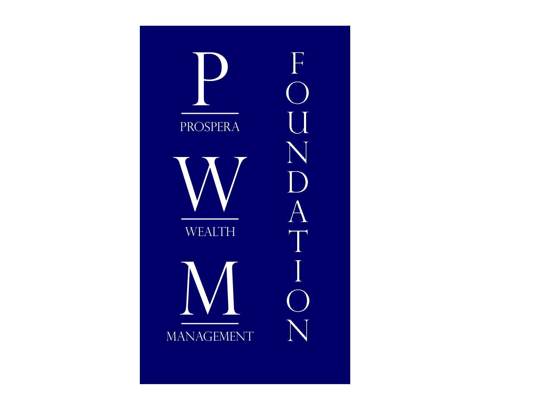 P.W.M. Foundation