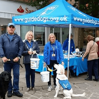 Guide Dogs Chesterfield