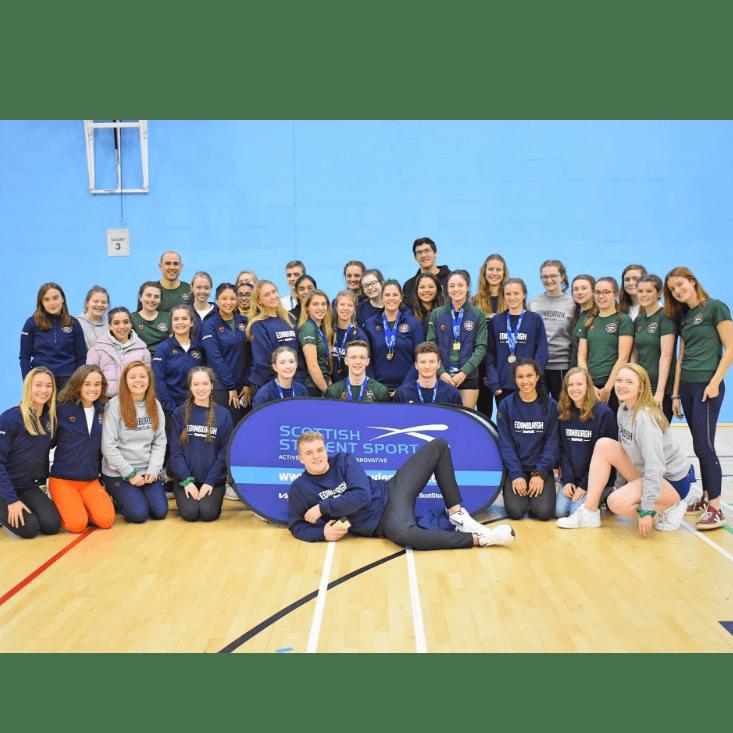 Edinburgh University Trampoline Club