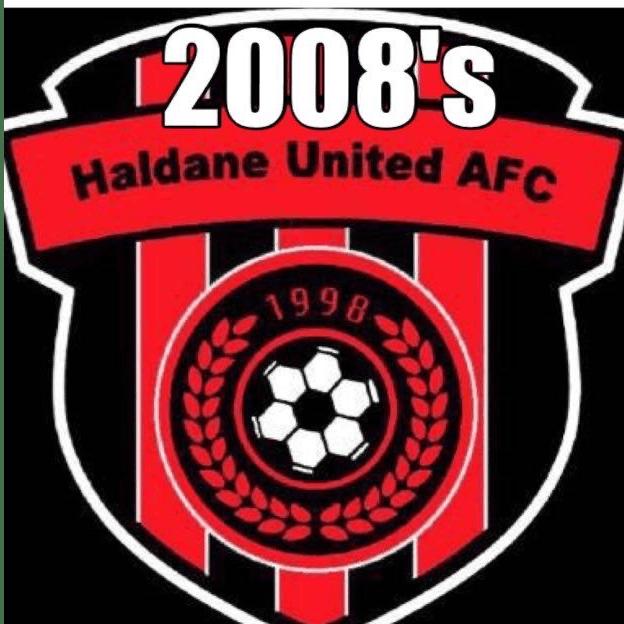 Haldane Utd 2008's