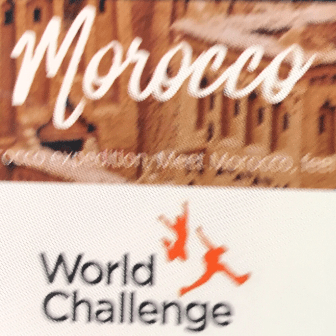 World Challenge Morrocco 2021 - James Wooden
