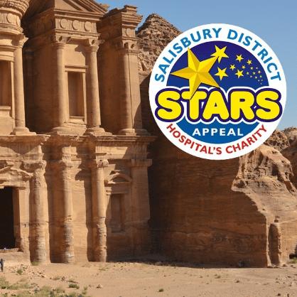 Stars Appeal 100km Petra Trek - Melanie Cusack