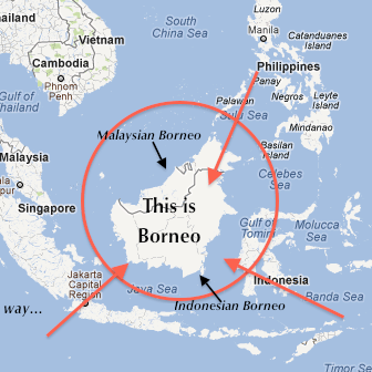 World Challenge Borneo 2021 - Jack Lawson