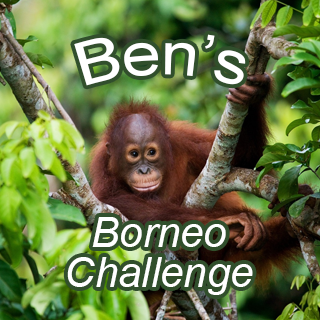 World Challenge Borneo 2022 - Benjamin Higgs