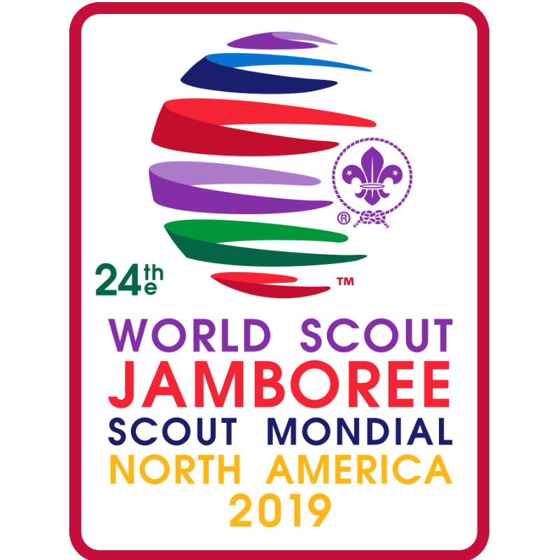 World Scout Jamboree USA 2019 - Highworth Samantha Harper