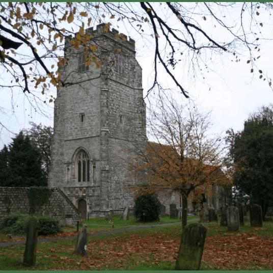 St Martins Church, Aldington