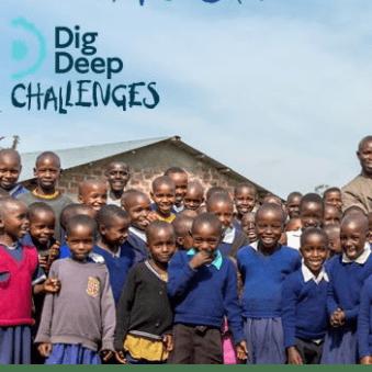 Dig Deep Mount Kenya for Clean Water 2019 - Ines Barroso