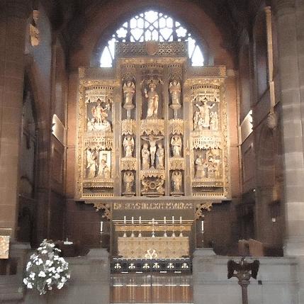 Christ Church, Moss Side