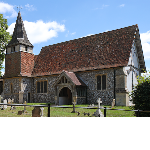St Mary's Hartley Wespall