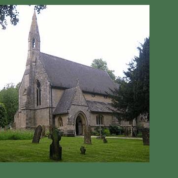 St Simon and St Jude Church, Milton under Wychwood