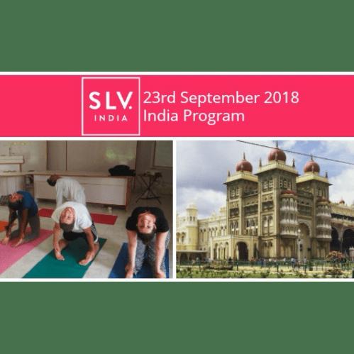 SLV India 2018 - Abbie Jenkins