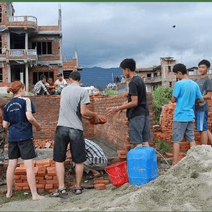 World Challenge Nepal 2020 - Holly Burns-Danforth