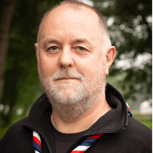 World Scout Jamboree USA 2019 - Chris Williams