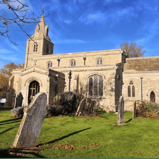 St Margaret's Church, Luddington in the Brook