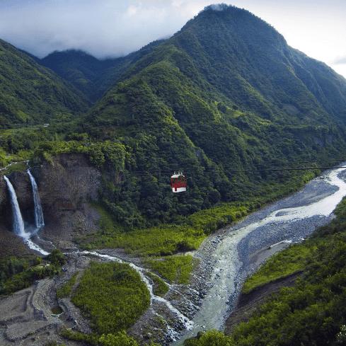 Camps International Ecuador 2019 - Rhyley Minney