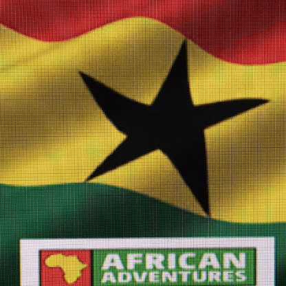 African Adventures Ghana 2017 - Isabelle Nathan