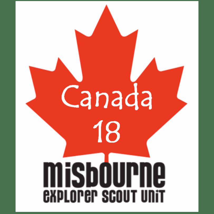 Misbourne Explorer Scouts - Canada '18