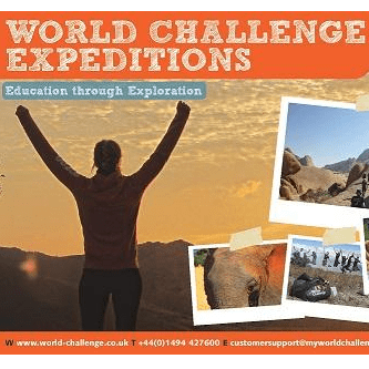 World Challenge India 2018 - Katy Adams