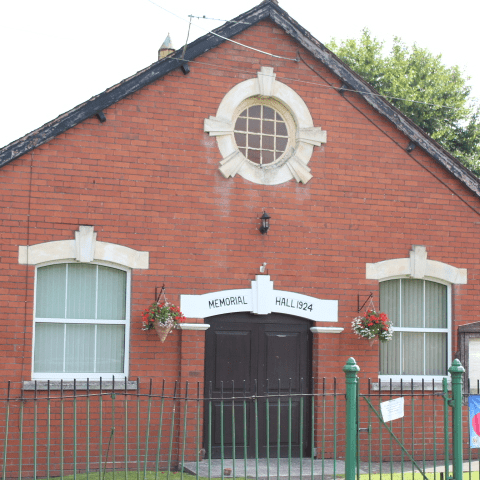 Whitecroft Memorial Hall