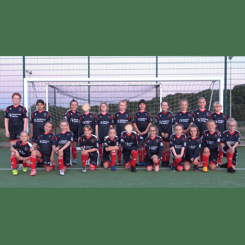Garforth Rangers U10 Girls