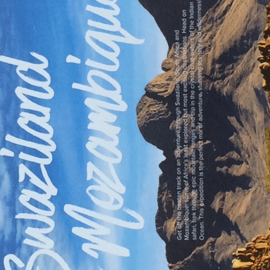 World Challenge Swaziland and Mozambique 2018 - Grace Hinman