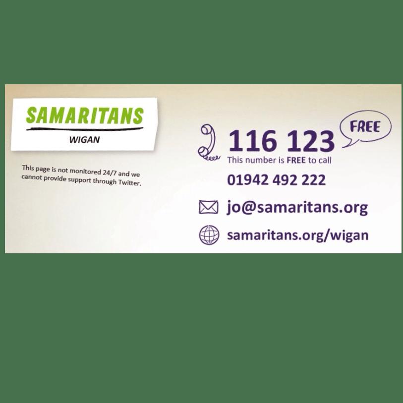 Samaritans of Wigan