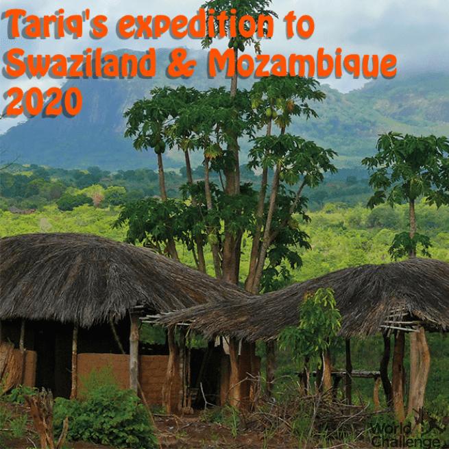 World Challenge Africa 2020 - Tariq Saeed