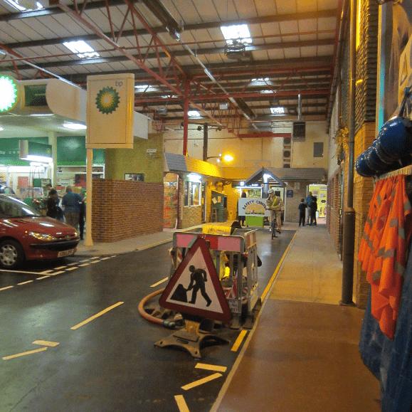 Safety Centre Hazard Alley - Milton Keynes