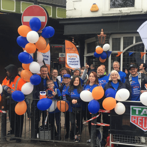 Motor Neurone Disease South London Branch