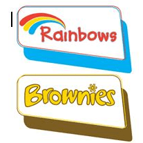 1st Edwalton Rainbows and Brownies