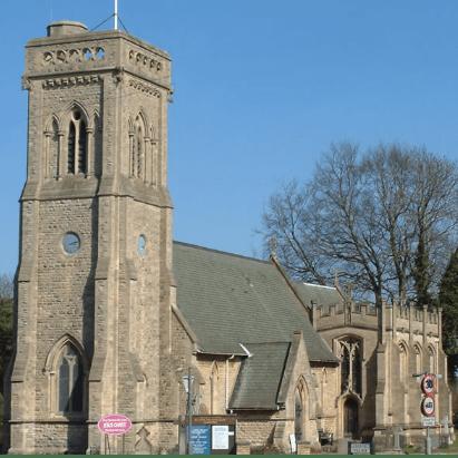 St Johns Church - Lemsford