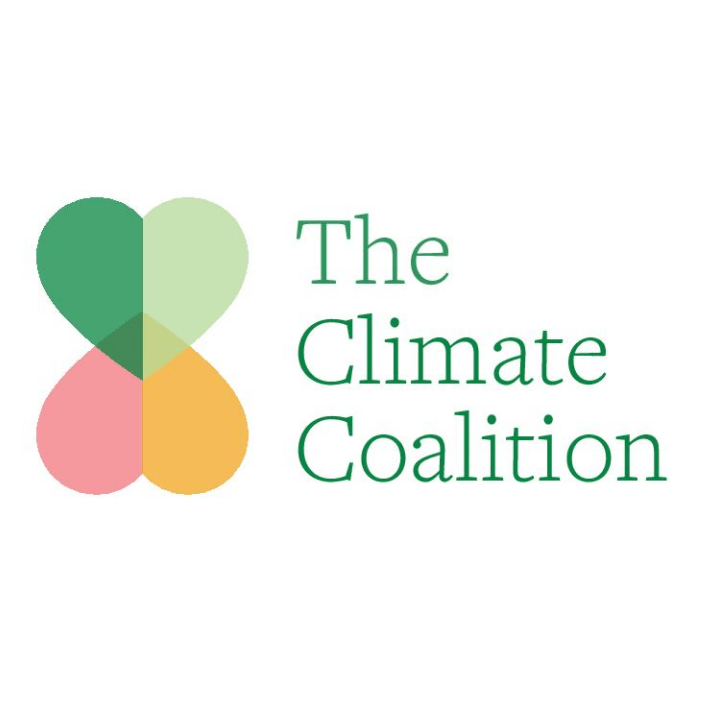 The Climate Coalition cause logo