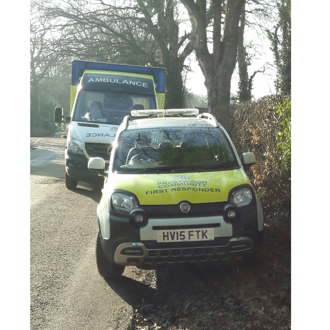 Community First Responders - Prestwood Group