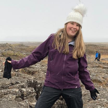 World Challenge Ladakh India 2019 - Olivia Taylor