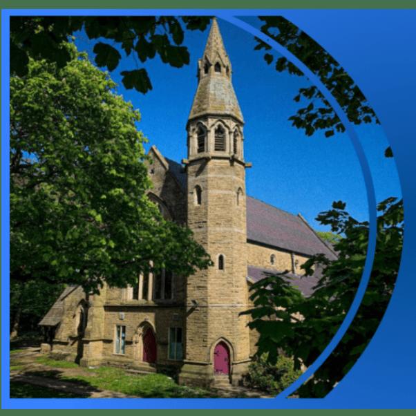 St Clement's Church - Chorlton