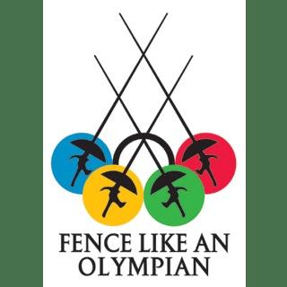 Fence Like an Olympian