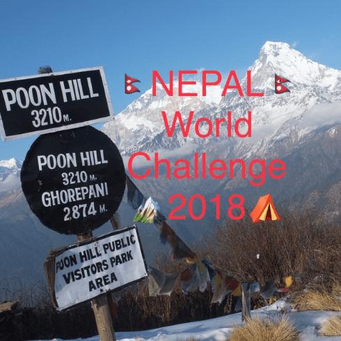 World Challenge Nepal 2018 - Harry Risk