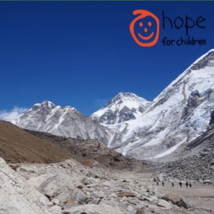 DUCK Everest Base Camp Trek 2020 - Lauren Powdrell