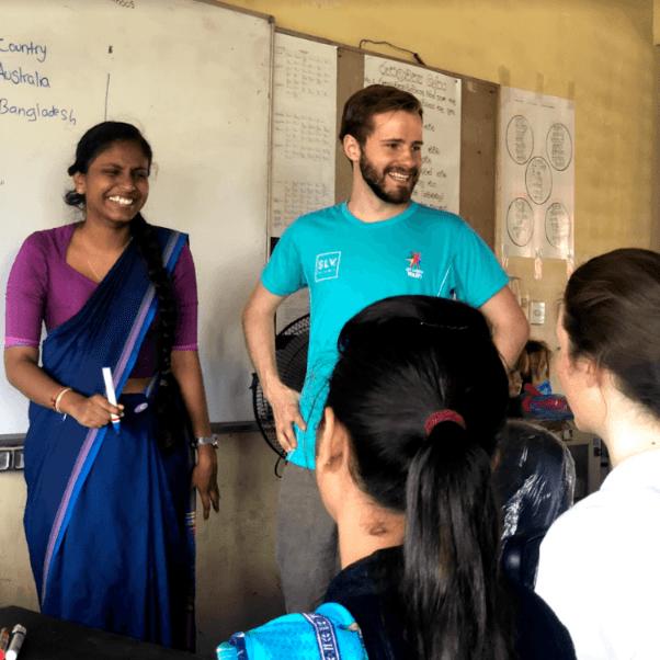 SLV Global Sri Lanka 2019 - Louise Beckley