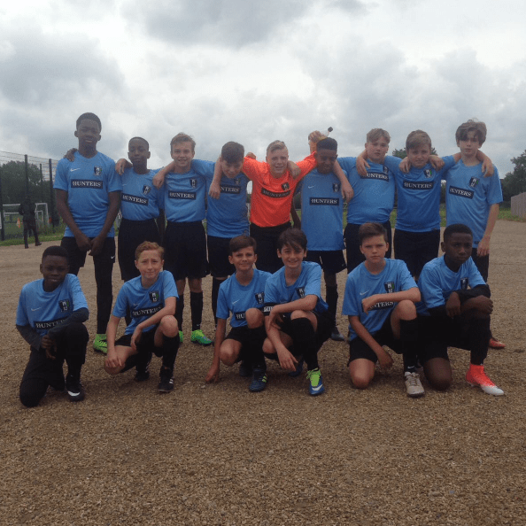 Cray Valley Under 13's Football Club