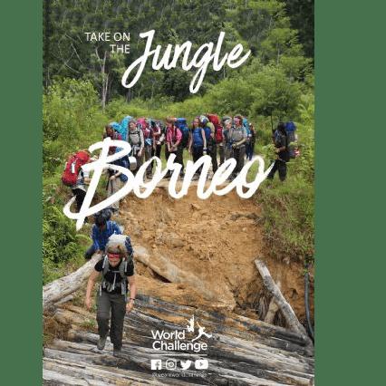 World Challenge Borneo 2021 - Jack Condon