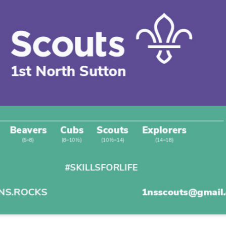 1st North Sutton Scout Group