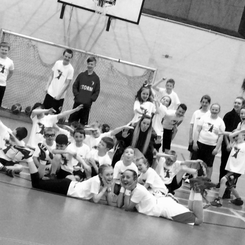 Storm Basketball - Glasgow