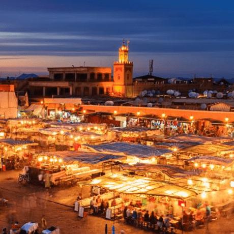 World Challenge Morocco 2020 - Cecilia Dent