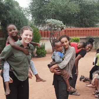 World Challenge Namibia 2020 - Eleanor Thomson