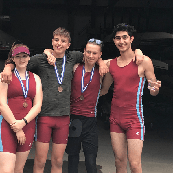 Tees Rowing Club Junior Section