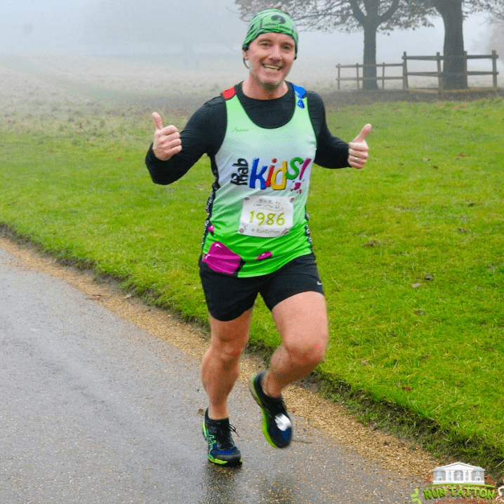 London marathon 2020 for Phabkids - Stephen Perry-Byrne