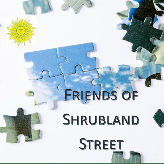Friends Of Shrubland Street
