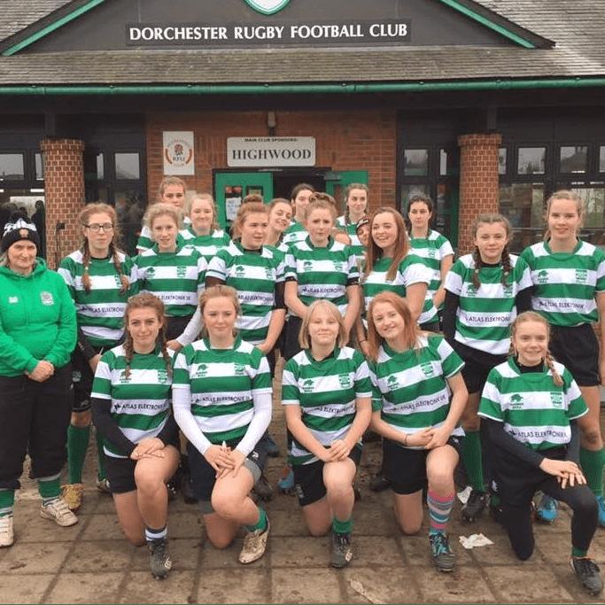 Dorchester Girls Rugby Club
